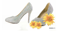 Cheap Formal high hhels bridal shoes Best Sandals Stiletto Heel sequines wedding shoes