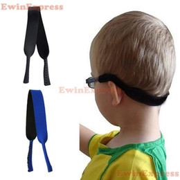 Wholesale Hot Good Eyeglasses Accessories x Glasses Spectacle Sunglasses Neoprene Safety Band Strap For Childrens Kids