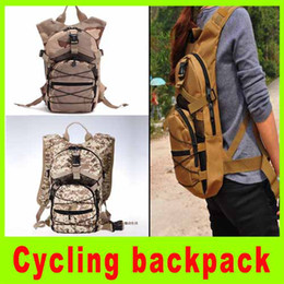 Wholesale Top quality Cycling backpack outdoor leisure bag men and women students backpack hiking bag water proof bag A286L