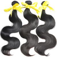 Peruvian Hair Body Wave 100% Virgin Human Hair No1 Selling 6A Grade Brazilian Peruvian Malaysian Indian Virgin Virgin Hair Weaves Hair extension Body Wave