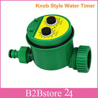5pcs lot Home Garden Water Timer Two Dial Knob Style Water T...