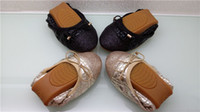 Wholesale The new single shoe leather work flat rubber shoes comfortable soft pregnant women