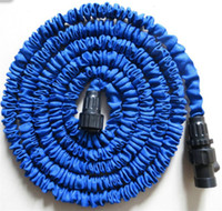 Wholesale New Expandable Flexible Plastic Hose Water Garden Pipe With Spray Nozzle For Car Wash Pet Bath Original FT FT FT