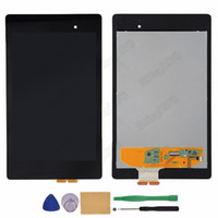 nexus 7 2013 - Grade A LCD Display Touch Screen Digitizer Assembly Replacement with tools For ASUS Google Nexus Gen nd Tablet