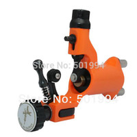 Wholesale New Orange Wrap Coils Tattoo Dragonfly Machine Shader and Liner Works tattoo body art