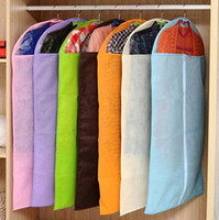 Wholesale Home Dress Clothes Garment Suit Cover Bags Dustproof Storage Protector From Dust attractive in price and quality