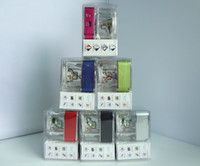 Wholesale 6 Colors Digital Portable Mini Speaker Music MP3 Player Micro SD TF USB Disk Speaker FM Radio LCD Display