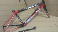 Wholesale white and black Bianchi B4P carbon fiber road bike frame carbon frame