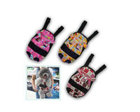 backpacks doggie - Dog outdoor backpacks Cat Pet Puppy doggie carriage Nylon Net Travel Front Carrier Bag Case S M L