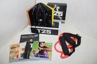 Cheap Factory price high quality Fitness Video T25 Focus DVD Shaun T's Rockin' Body Workout Set 10 Disks sport videos Fitness Supplies mens train