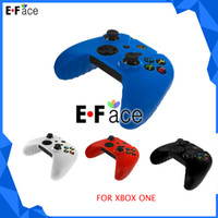 Cheap Wholesale - D14163 100 pcs lot FOR Xbox one controler soft silicon cover case Free shipping