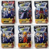 age - 6pcs Set DBZ Dragonball Z Dragon Ball Action Figures Figurines Toys