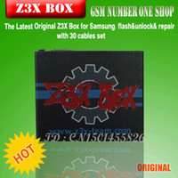 Wholesale The Latest Original Z3X Box for Samsung flash unlock repair with cables set new update for samsung s5