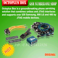 Cheap original Octoplus Box Full Set Activated for Samsung + LG+Medua JTAG Activation (Packaged with 27pcs cables)