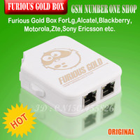 Wholesale original Furious Gold Box ST CLASS with cables Activated Packs