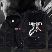 call of duty - Offer Mix Order New Arrival Call of Duty Men Long Sleeve Game Sweatshirt Fashion Hoodies