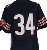 Wholesale Elite Stitched Football Walter Payton American Football Jerseys Accept Dropping Shipping