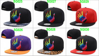 Cheap Palm hip-hop hat Snapback 6colours to choose hip hop caps free shipping wholesale price fashion ball cap new arrival hats