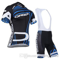 Wholesale 2014 ORBEA Cycling jersey Cycling Clothes Cycling wear Cycling short sleeve jersey Bib Shorts Sets B