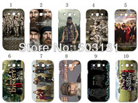 Plastic duck dynasty - 2013 New design duck dynasty hard case back cover for samsung Galaxy S3 I9300