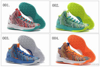Cheap 40 Different Colors New Model KD 5 V Men's Basketball Sport Footwear Sneakers Trainers Shoes ( 1 - 20 Colours)