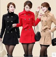 Cheap Black Pea Coats Women | Free Shipping Black Pea Coats Women