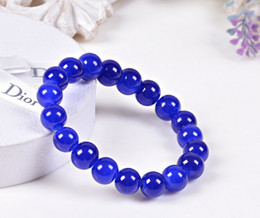 Wholesale Glass Beaded Charm Bracelet HOT Beads Bangle Fashion Wristband Girls Women Punk Jewelry