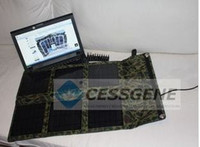 solar generator - Solar W Fold Battery plate Netbook laptop charger Solar generator Outdoor Camping