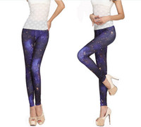 Cheap Star Universe leggings 2013 spring autumn womens ladys sexy pants new arrival design fashion shiny stars high elastic pantyhose