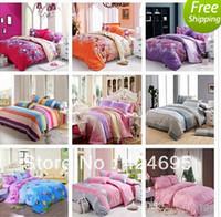 Home textile, Reactive Print3Pcs bedding sets luxury include ...