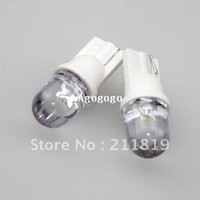 Wholesale T10 W5W LED Car Wedge Light Lamp Bulbs White Color