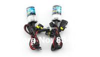 achat en gros de h3 12v cacha lumières-Livraison gratuite vente chaude XENON HID remplacement des ampoules 3000K / 4300K / 6000K / 8000K / 10000K / 12000K H1 H3 H7 H10 H11 H13 9005 2pcs / lot