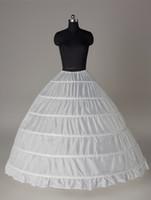 Wholesale Big Sale Ball Gown Petticoats Stock Hoop Vintage
