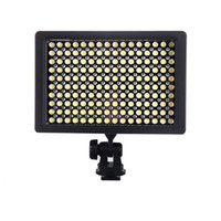 Wholesale 2014 NEW LED Camera Video Light Lamp Panel W Dimmable for Canon Nikon Pentax DSLR Camera Video Camcorder