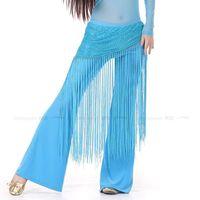 Wholesale Indian Belly Dance Costume accessories waist Belt with Tassel Sequins Wrap Women s Sash Hip Scarf t114