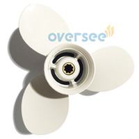 outboard - Oversee Aluminium PROPELLER V EL for Yamaha Parsun Outboard HP HP Size D D B3 B4
