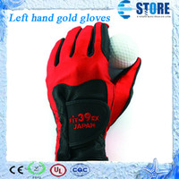 Wholesale High Quality Fit Golf Gloves Men and Women Golf Gloves Left Hand FIT39EX Colors DHL Free wu
