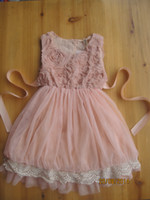 Cheap TuTu rose dress Best Summer tutu dress lantern dress