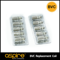 Wholesale Newest BVC Coil for Aspire BDC Atomizer Bottom Vertical Coil Suit For BDC Atomizer CE ET Vivi Nova Atomizer in stock DHL