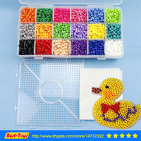 ironing board - Perler Beads kits beads iron paper and square boards