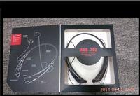 Cheap 100pcs HBS 760 Bluetooth Headset Wireless Headphone 4.0 Sport Headsets Neckband Handfree For iPhone Samsung LG HBS700 HBS 730 HB800 HBS740