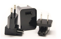Wholesale AC US UK EU Plug Home Wall Charger Power Adapter for SAMSUNG GALAXY TAB P3200 P5200 T530 T110 T230 T330 TABLET PC