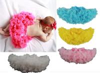 pettiskirt - Fashion baby girl tutu pettiskirt Baby photography props Infant toddler newborn princess skirt Ys