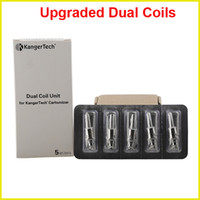 Cheap Upgraded Dual Coils Best kangertech