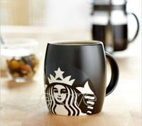 Wholesale Starbucks Bone China Cups - Wholesale-414ML Starbucks coffee mugs*Starbucks barrels Cup*Genuine Starbucks cup*Free Shipping