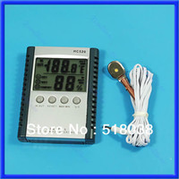 Cheap A25Free Shipping Weather Station Indoor Outdoor Thermometer Hygrometer N