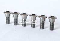 disc brake motor - ROCKBROS Titanium Ti Motor Brake Rotor Bolt GSXR Bandit M8 x mm Bolts Screws