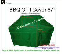 bbq grills - BBQ Grill cover with ribbons Water proofed cover quot cm