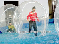 Cheap 2014 Best Price Inflatable Water Walking Ball For Sale Inflatable Human Hamster Ball For Lake
