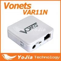 Wholesale 1PC Vonets VAR11N Mini Wireless WiFi Bridge Repeater mini WiFi Wireless Networking Router Bridge Adapter Decoder WiFi Finders free shippig